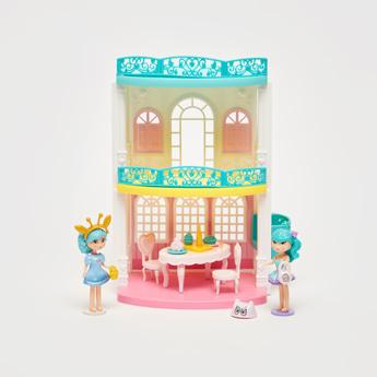 Nily Baby Dollhouse Playset
