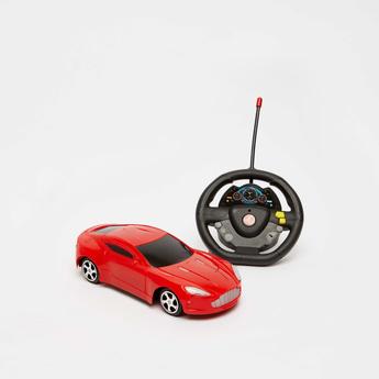 Model Car Remote Control Toy Set