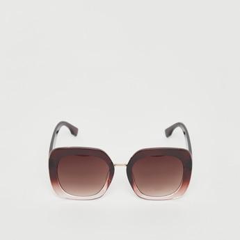 نظارات شمسيّة بإطار كامل مظلّل