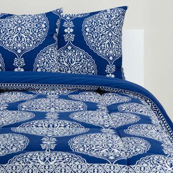 Printed 2-Piece Comforter Set - 160x220 cms