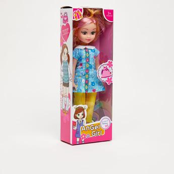 Angel Girl Fashion Doll