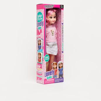 Lovely Girl Fashion Doll