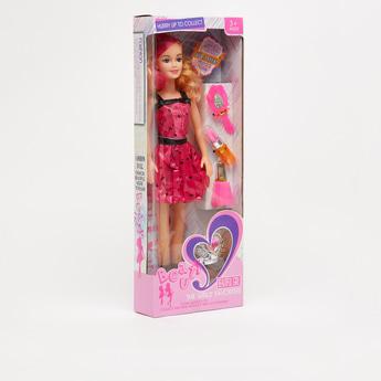 Fashion Doll Playset