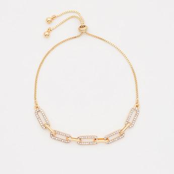 Stone Studded Bracelet