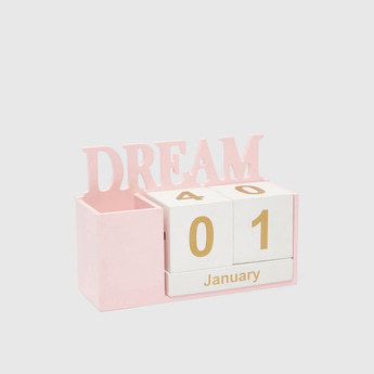 Dream Block Calendar