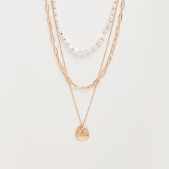 Multi-Layered Necklace