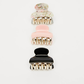 Set of 3 - Hair Clamp