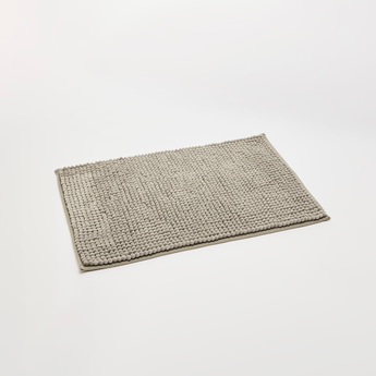 Textured Rectangular Bathmat - 70x45 cms