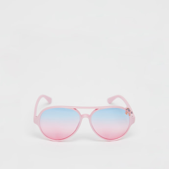 Unicorn Aviator Sunglasses with Full Rim