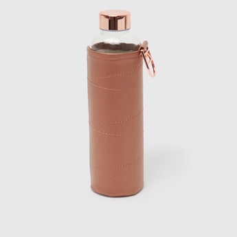 Solid Water Bottle with Cover - 750 ml