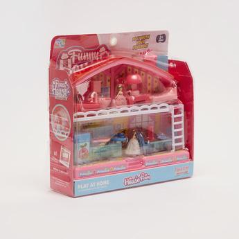 House Funny Doll House Play set