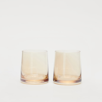 2-Piece Tumbler Glass Set