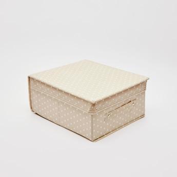 Printed Storage Box - 33x28x15 cms