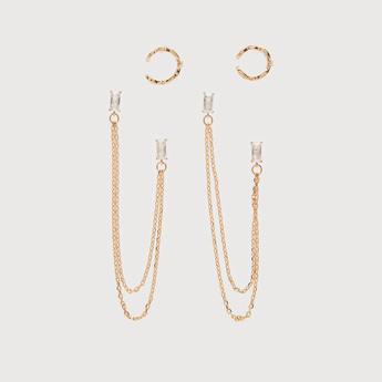 Set of 2 - Assorted Earrings