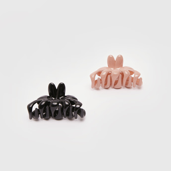 Set of 2 - Solid Hair Clamp