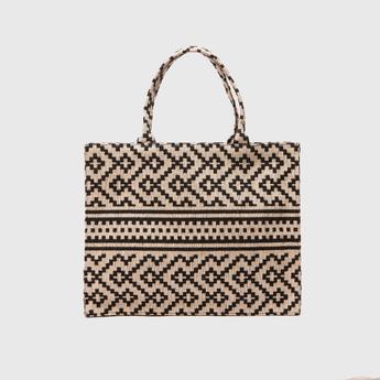 Textured Hand Bag