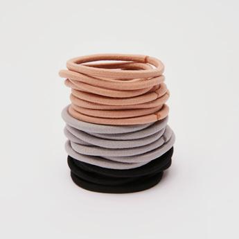 Set of 24 - Solid Hair Ties