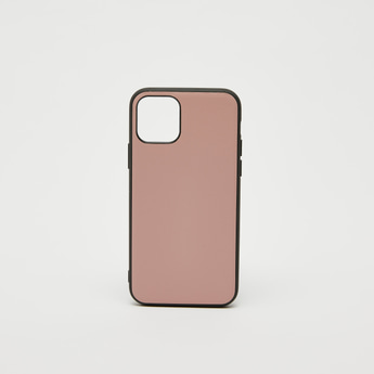 Solid iPhone 11 Pro Mobile Cover