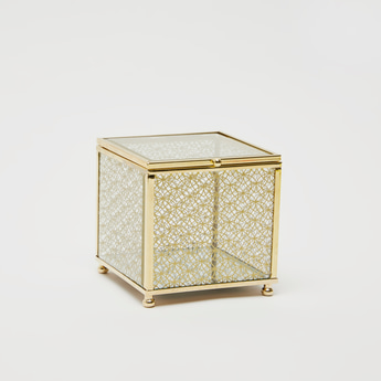 صندوق مجوهرات بطبعات