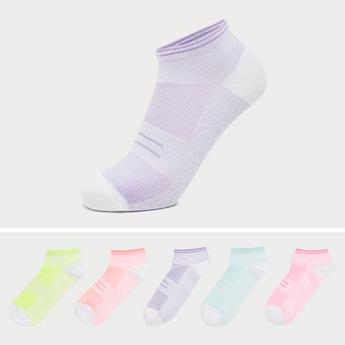 Pack of 5 - Ankle Length Sports Socks