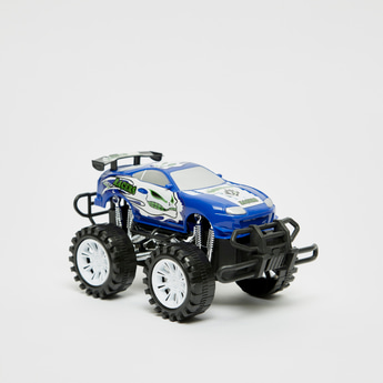 Monster Off-Road 4W Friction Toy Car