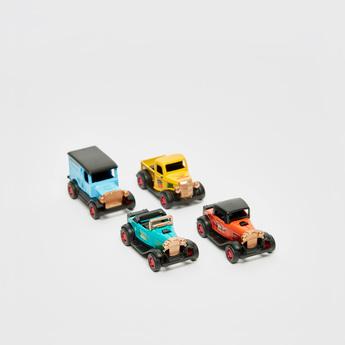 4-Piece Car Set