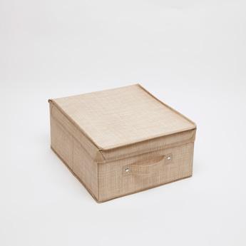 Printed Storage Box - 28x33x15 cms