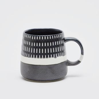 Textured Mug with Handle