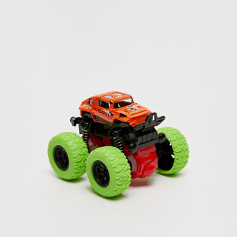 Cross Country Toy Car