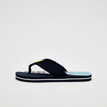 Slip-On Thong Style Beach Flip Flops