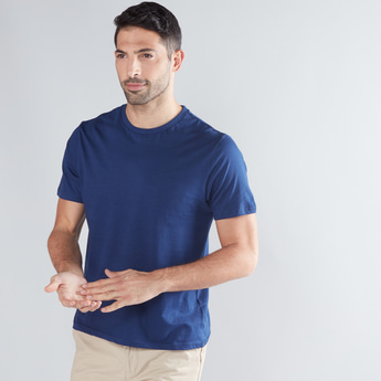 Short Sleeves T-Shirt with Crew Neck