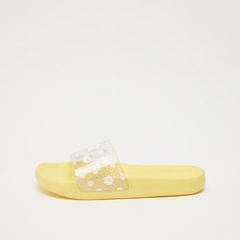 Printed Slip-On Slides