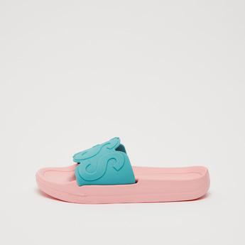 Princess Beach Slide Slippers