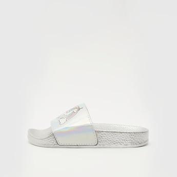 حذاء خفيف سهل الارتداء بطبعات يونيكون