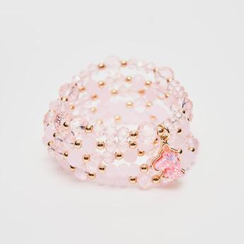 Set of 5 - Beaded Bracelets