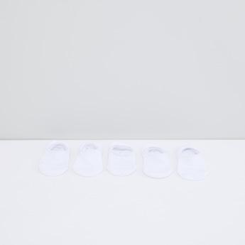 جوارب قطنية غير مرئية - طقم من 5 أزواج