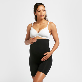 Maternity Lace Detail Padded Nursing Bra with Hook and Eye Closure