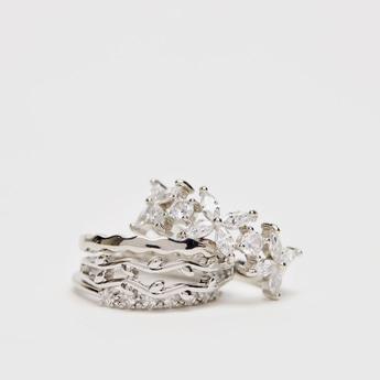 Set of 4 - Assorted Finger Ring