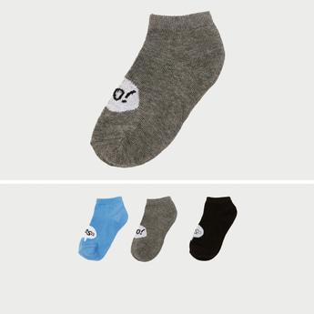 Set of 3 - Assorted Ankle Length Socks