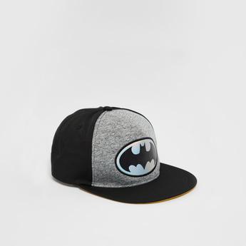 Batman Print Baseball Cap