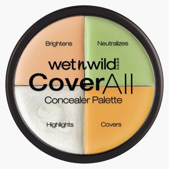 wet n wild Concealer Palette
