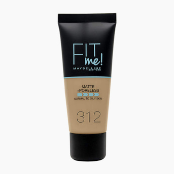 Maybelline New York Matte and Poreless Foundation