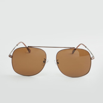 Full Rim Top Bar Sunglasses
