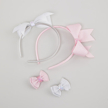 4-Piece Hair Accessories Set