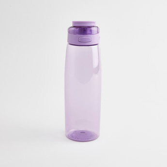 Plain Sports Bottle with Flip Lid