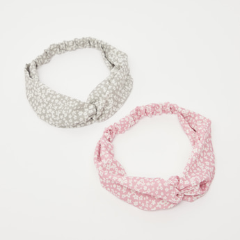 Set of 2 - Printed Headband