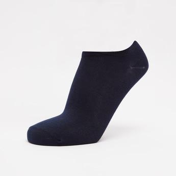 Set of 7 - Textured Ankle Length Socks