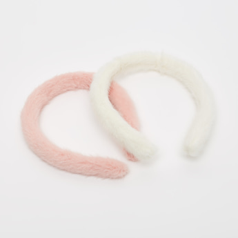 Set of 2 - Textured Hair Band
