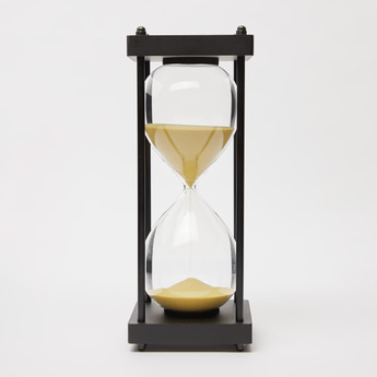 Sand Hourglass Decor