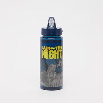 قارورة مياه بصنبور وطبعات باتمان - 500 مل